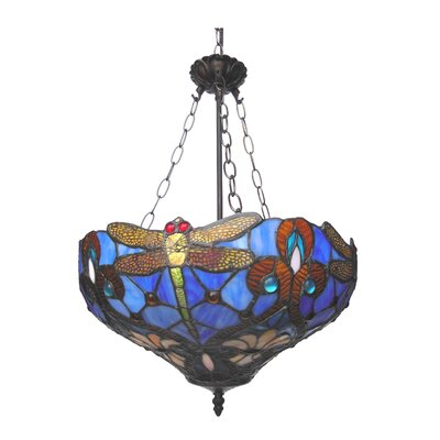 Marylhurst 2-Light Inverted Pendant