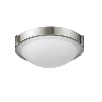 Smith 2-Light Flush Mount