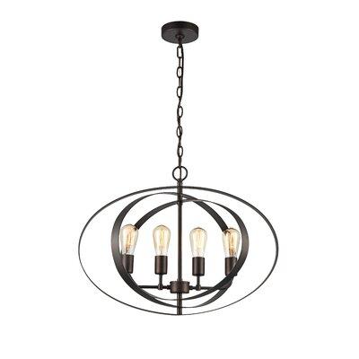 Gurney Slade 4-Light Globe Pendant
