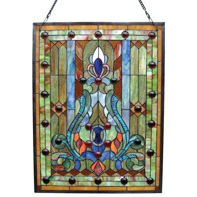 Ava Victorian Window Panel