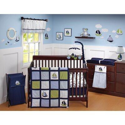 Zachary 6-Piece Crib Bedding Set 9630616