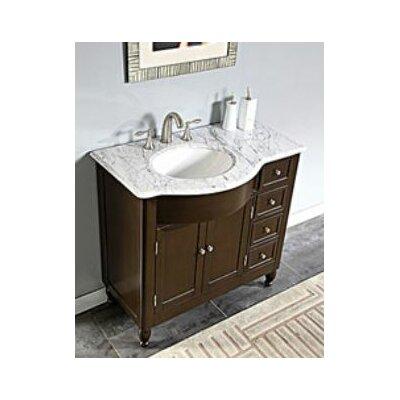 Kelston 38 Single Bathroom Vanity Set
