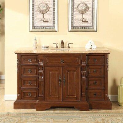 60 Single Sink Bathroom Vanity Set