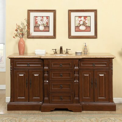72 Single Sink Bathroom Vanity Set