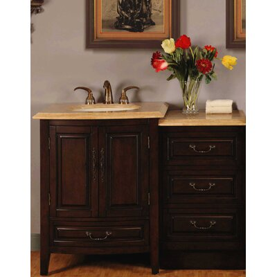Evelyn 47 Single Bathroom Vanity Set