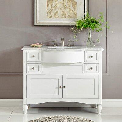 45 Single Bathroom Vanity Set