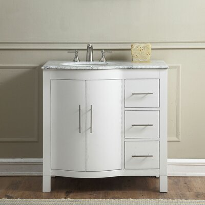 Kimberly 36 Single Bathroom Vanity Set