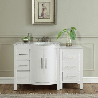 Kimberly 54 Single Bathroom Vanity Set