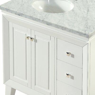 Sumner 36 Transitional Single Bathroom Vanity Set