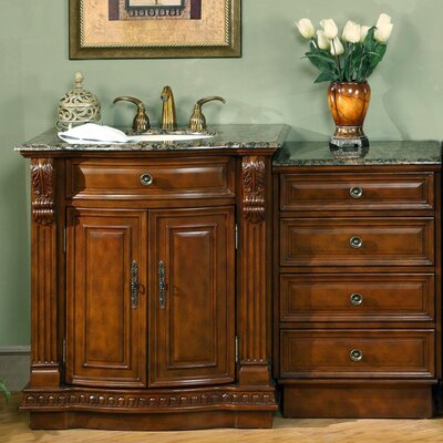 Empress 53 Single Bathroom Vanity Set