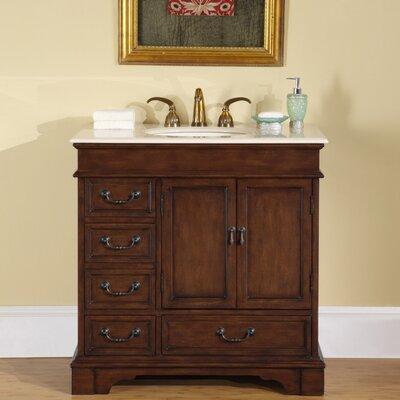 Ewing 36 Single Bathroom Vanity Set