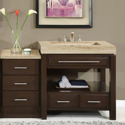 Chester 56 Single Bathroom Vanity Set