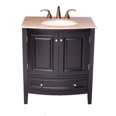 Merrimack 32 Single Bathroom Vanity Set