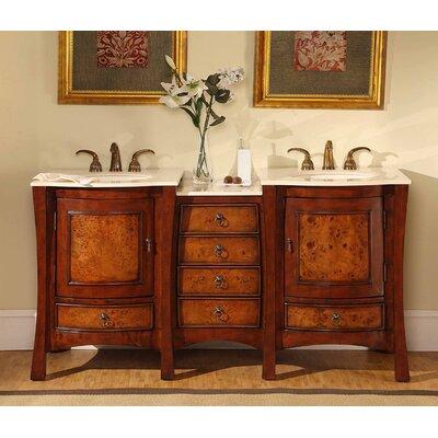 Mooring 67 Double Bathroom Vanity Set