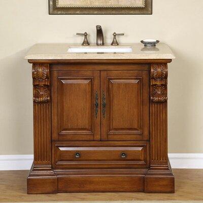 Montgomery 39 Single Bathroom Vanity Set