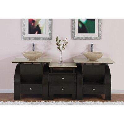Niagara 77 Double Bathroom Vanity Set