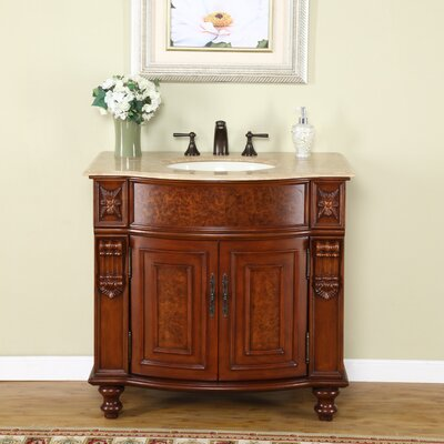 Pinegar 36 Single Bathroom Vanity Set