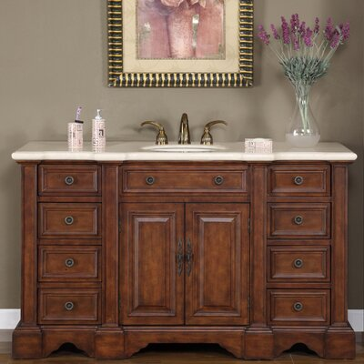 Sabina 58 Single Bathroom Vanity Set