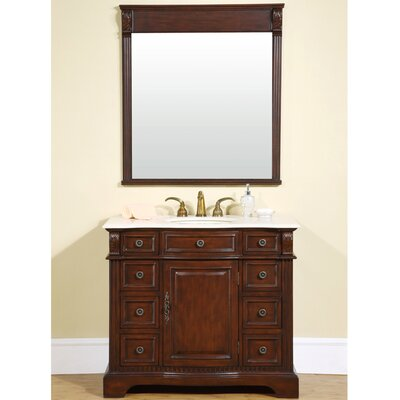 Bathroom Vanity Single Sink on Bathroom Vanity Sets On Exclusive Ilene 54 Single Sink Bathroom Vanity