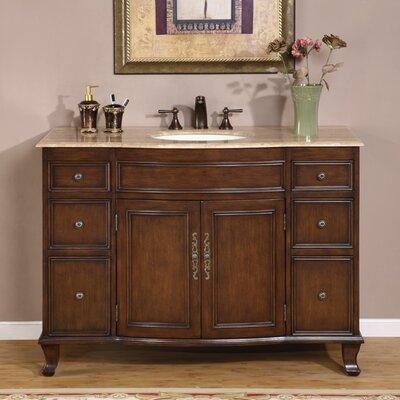 Ostia 48 Single Bathroom Vanity Set