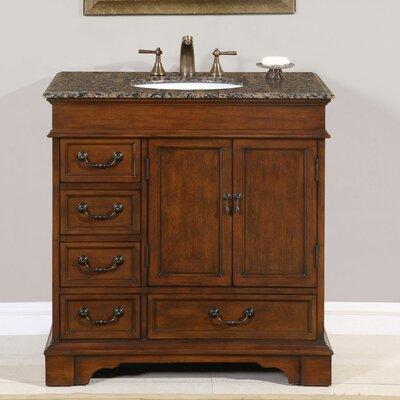 Ashley 36 Single Bathroom Vanity Set