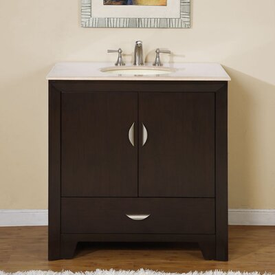 Ilene 36 Single Bathroom Vanity Set