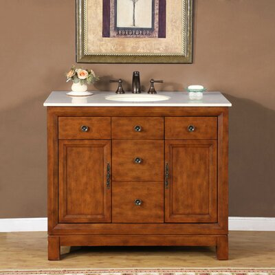 Eichorn 42 Single Bathroom Vanity Set