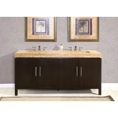 Double Sink Consoles Bath | FURNITURE