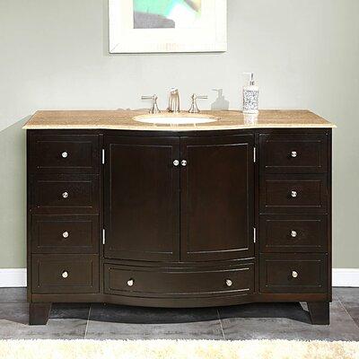 Naomi 55 Single Bathroom Vanity Set