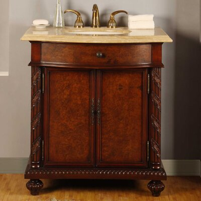 Butler 34 Single Bathroom Vanity Set