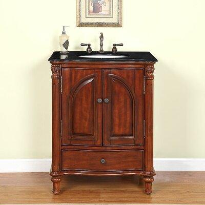 Leila 30 Single Bathroom Vanity Set