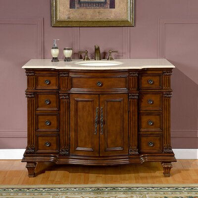 Esther 48 Single Bathroom Vanity Set