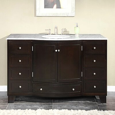 Naomi 55 Single Bathroom Vanity Set