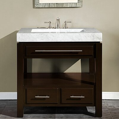 Stanton 36 Single Bathroom Vanity Set