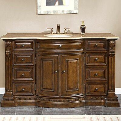 Pimentel 60 Single Bathroom Vanity Set