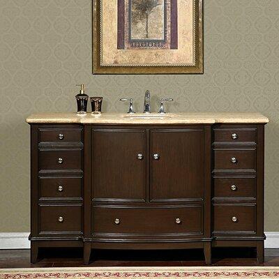 Clarice 60 Single Bathroom Vanity Set