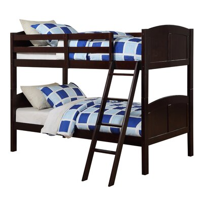 Angel Line Creston Twin Over Twin Bunk Bed