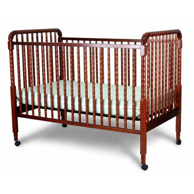Angel Line Jenny Lind Fixed Side Crib - Finish: Cherry at Sears.com