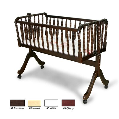 Angel Line Jenny Lind Cradle - Finish: Natural at Sears.com