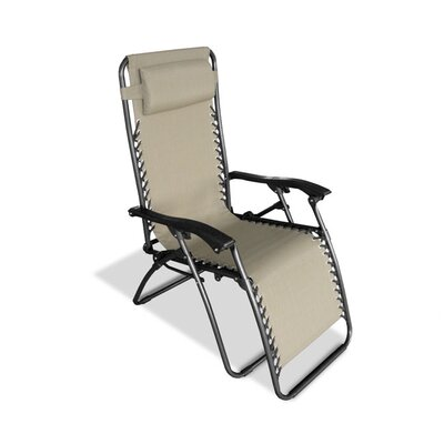 CaravanCanopy Infinity Oversized Zero Gravity Chair - Color: Beige at Sears.com