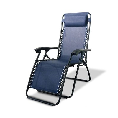 CaravanCanopy Infinity Oversized Zero Gravity Chair - Color: Blue Floral at Sears.com