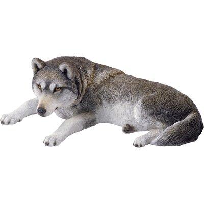 Companion Size Wolf Sculpture CS1010
