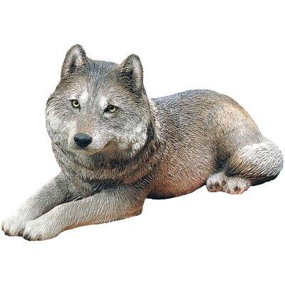 Original Size Sculptures Wolf Figurine OS300