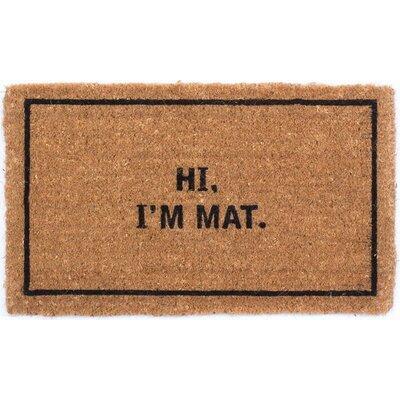 Ursae Hi Im Mat Doormat