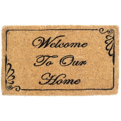 Magic L.e.d Classic Welcome Doormat