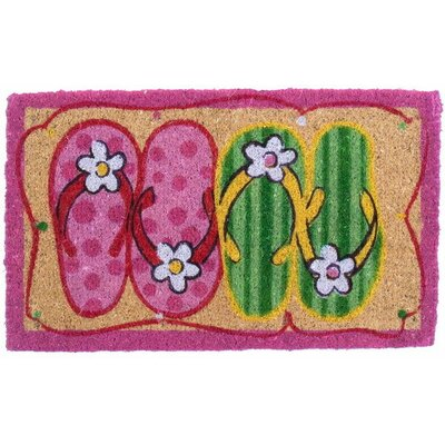 Magic L.E.D Flip N Flop Doormat