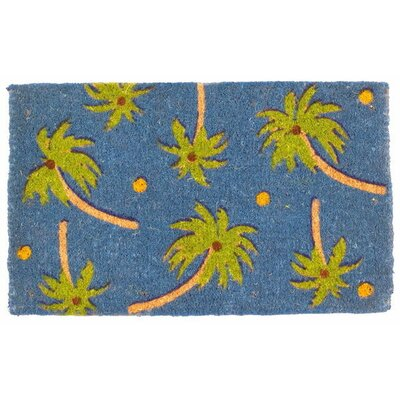 Magic L.e.d Palm Beach Doormat