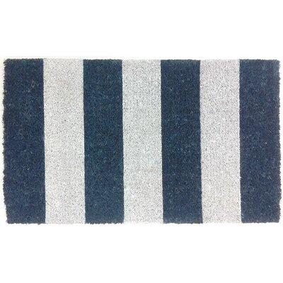 Kiley Cabana Stripes Doormat