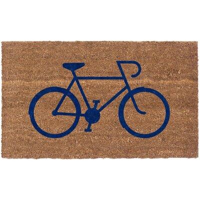 Lynell Bike Doormat