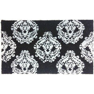 Damask Doormat